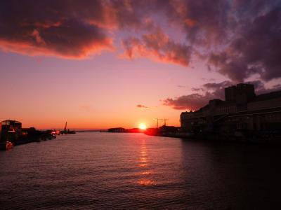 21 北海道・陽春遠き釧路 開拓と昭和を辿る美しい夕陽の街をぶらぶら歩き旅ー1