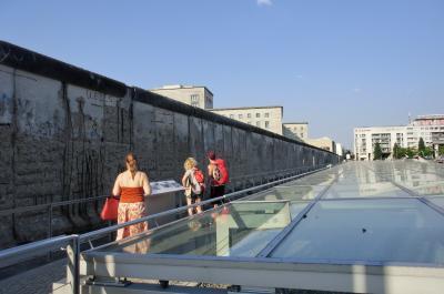 2014年7月 中欧4ヵ国とドイツをめぐる鉄道の旅 (12) ベルリン市内観光編