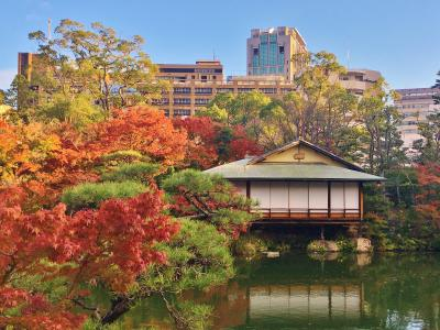 晩秋の神戸をぶらり街歩き♪