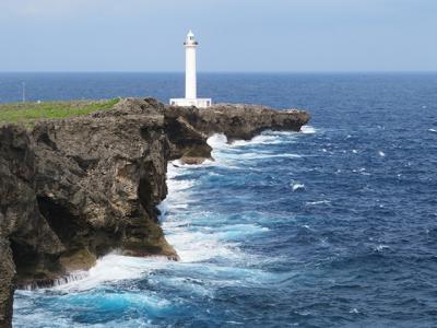 2度目の沖縄はまたしても雨まみれ-5【残波岬+旧海軍司令部壕】