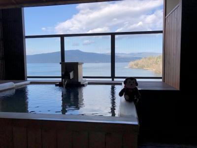 阿寒湖の眺めを満喫!あかん鶴雅別荘鄙の座宿泊記