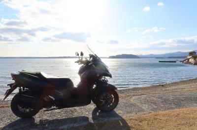 早春の浜名湖ツーリング 2021