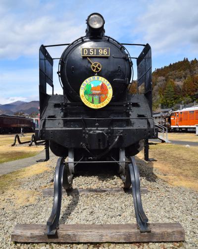 SLぐんま よこかわ のヘッドマークが見たくて  高崎~横川と鉄道文化むら