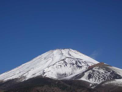 富士山の日に… 2021.02.23 ②西臼塚駐車場~水ヶ塚公園