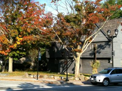 マサチューセッツ州 セーラム - 魔女の家は魔女裁判の裁判官のコーウィンが住んでいた大邸宅