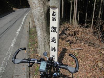 京見峠ヒルクライム クロスバイクで京都さんぽ2021