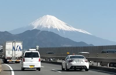 富士山と駿河湾と伊豆、富士・富士宮の街、清水港と三保、南アルプスまでが一望できる山があった(1/2)
