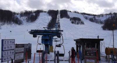 北海道スキー2021 カムイスキーリンクス