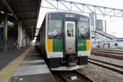 東京湾ぐるり旅④ 千葉の非電化盲腸線を乗りつぶし!