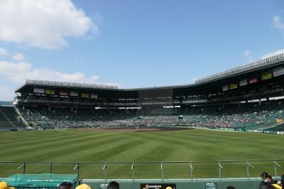 春近し 野球(Garp)とサッカー(Cerezo)のはしご観戦・・・