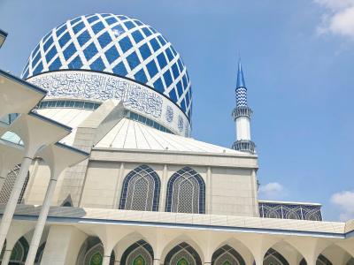 絶景のマレーシア・シンガポールの旅①