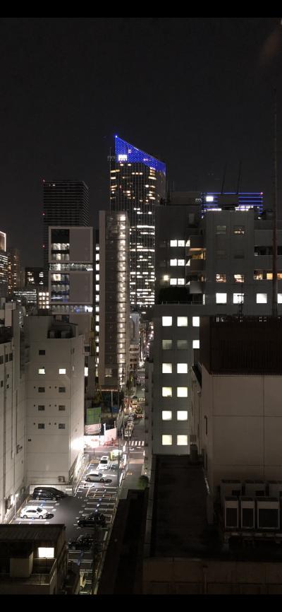 Toyo Stay365(10th week)新橋チェックアウトからの銀座チェックインアウトして函館