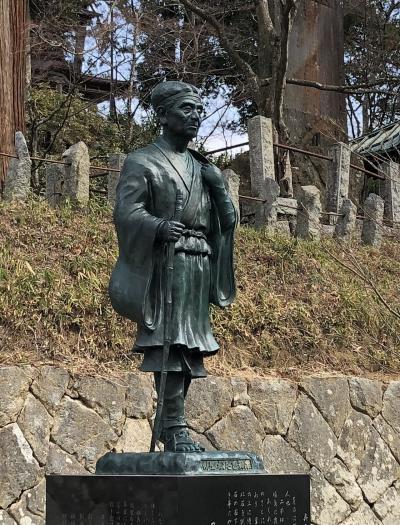 「奥の細道」を巡る‐7:須賀川、安積山、黒塚から信夫の里「早苗とる 手もとや昔 しのぶずり」