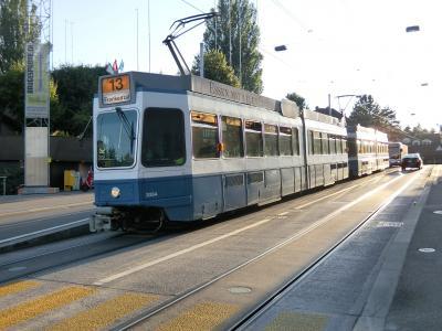 アルプス5大名峰と絶景列車の旅 29 ラウターブルンネンからルツェルン、チューリッヒを経て帰国の途に