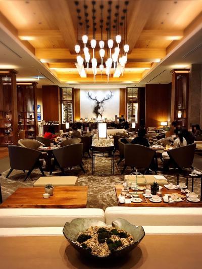 鹿づくしのホテルステイ@JWマリオット奈良