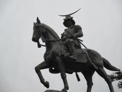 弾丸!! 東北~仙台市内観光-多賀城