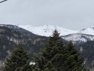 乗鞍高原スキー場へ1,2日目