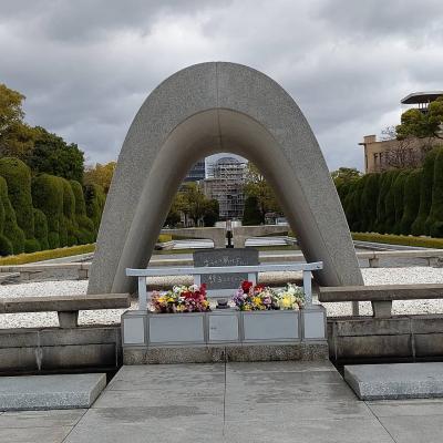 広島弾丸旅行