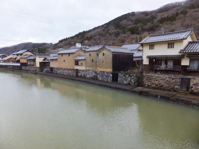 播州・作用 早春の旧因幡街道・宿場町をぶらぶら歩きの旅ー1