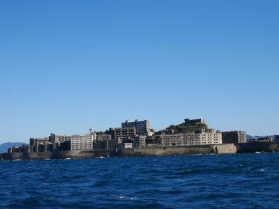 2020冬の長崎へGO その1 皿うどん食べて長崎洋館巡りと軍艦島クルーズへ