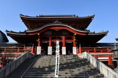 大須の観音さんと熱田神宮