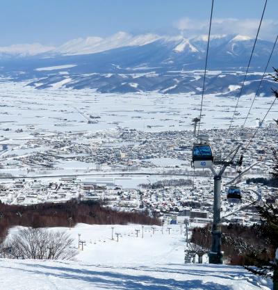 団塊夫婦のスキー&絶景の旅・2021ー(1)北海道3大スキー場を巡る旅は富良野から