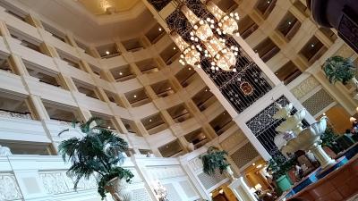 ディズニーランドホテル 美女と野獣ルームにお泊り!