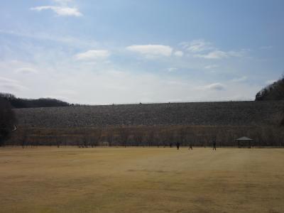 2021年3月7日:ダムカード巡り再訪の旅 & 道の駅SR関東ー番外編12(前編)前回訪問時に既に暗くなっていた御前山ダム再訪