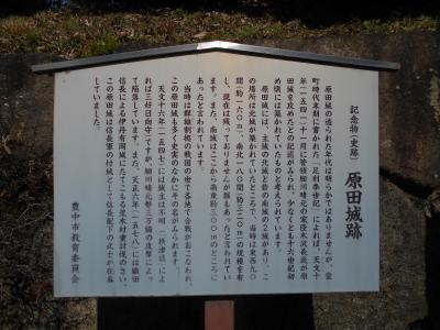 曽根から岡町へ縄文時代の海岸線を歩く。