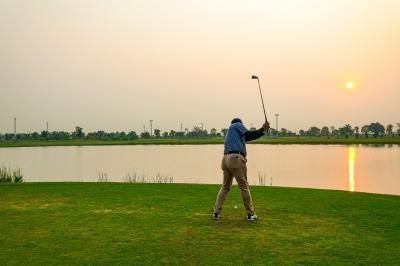 タイで25回目のゴルフ 送別ゴルフでAYUTTHAYA GOLF CLUB
