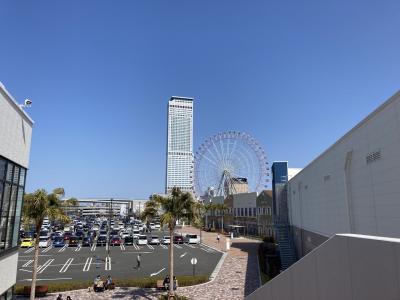 りんくうプレミアムアウトレットへ行くオリエンタルスイーツエアポート大阪りんくう1泊2日の旅