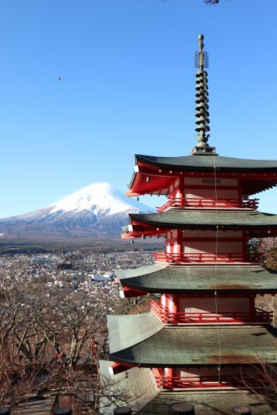 夫婦で富士山ドライブ!