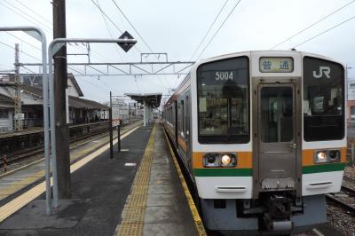 飯田線乗りつぶし① JR東海のラスボス・飯田線の完乗を目指す!