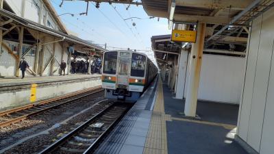 2021年春の青春18きっぷ旅第一弾 え~また乗りつぶしに行くの~ ということで御殿場線・東海道本線211系の旅