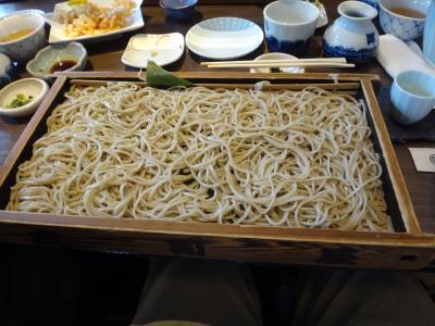 山形市へ蕎麦呑みに行ってきました。