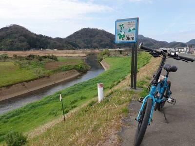 日守山へ 2021.03.04 2.自転車でGO! =函南・三島=