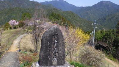 果無集落をぶらつく 熊野古道 小辺路