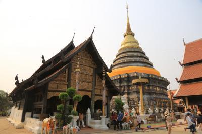 バンコクから車でチェンマイ観光へ<1日目・移動>
