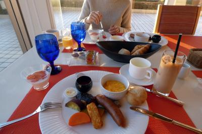 年末年始のエクシブ8連泊 エクシブ伊豆 南欧料理 ラペールの朝食