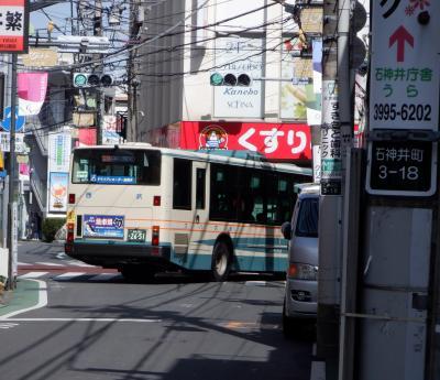 M MAR 2021  石神井公園・・・・・②公園通り