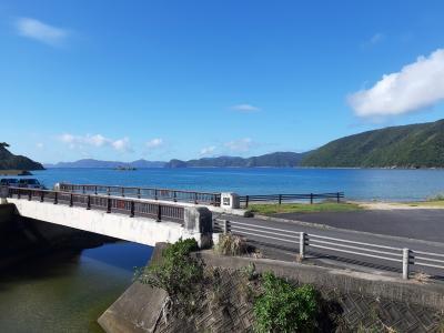 GoToトラベルで行く奄美大島、加計呂麻島