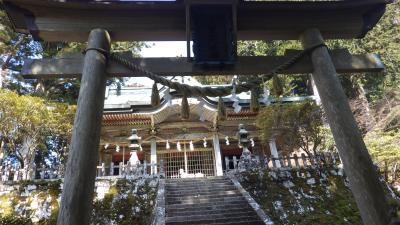 十津川村  玉置神社&宝冠の森