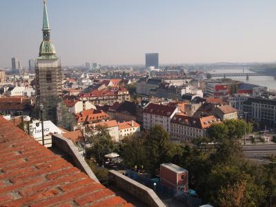 タトラ山麓とスロバキア周遊の旅No.8<ブラチスラバ散策、帰国と編集後記>