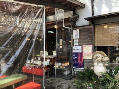 深大寺蕎麦の深水庵さんと深大寺に行きました。