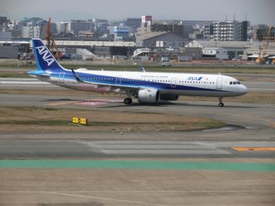 緊急事態宣言が終わったので福岡空港の国内線展望デッキに行ってみた編