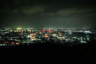 皿倉山&高塔山展望台