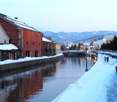 団塊夫婦のスキー&絶景の旅・2021ー(2)富良野から小樽へ