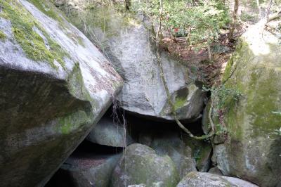 20210318-4 交野 磐船神社に辿り着けましたが…岩窟拝観は定休日あるのね
