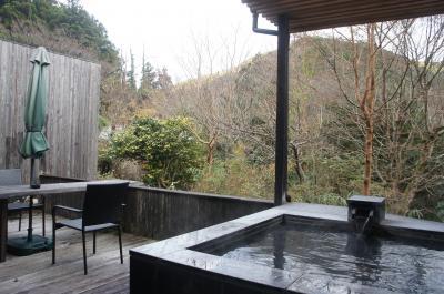 2020年12月 GOTOで行く箱根の秘湯 「源泉の宿 千條」でまったり1泊2日