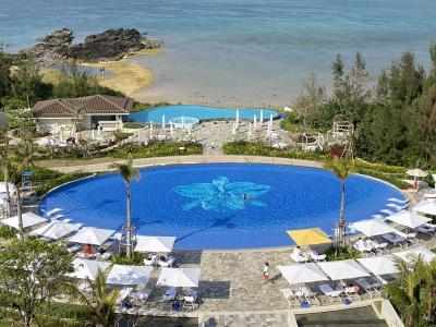 ハワイに行けないので沖縄へ。ハレクラニ沖縄でおこもりステイ 1日目